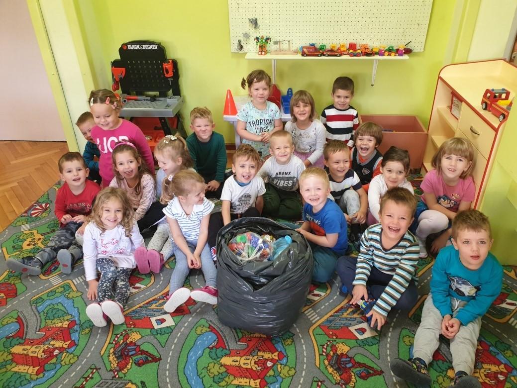 Akcija prikupljanja plastičnih čepova